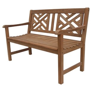 Daley Teak Garden Bench