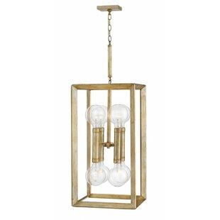 Tinsley Entry Foyer 8-Light Lantern Pendant by Hinkley Lighting