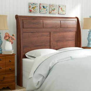 Guide to buy Elle Wingback Headboard by August Grove