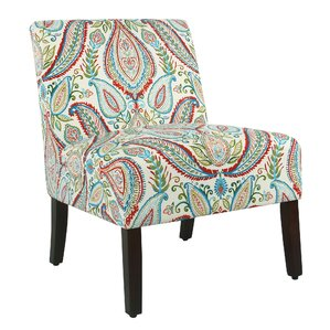 paisley furniture. alleyton paisley slipper chair furniture