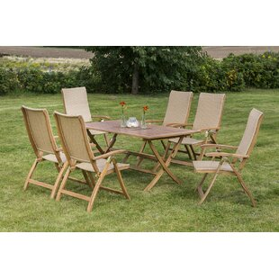 Root 6 Seater Dining Set By Sol 72 Outdoor