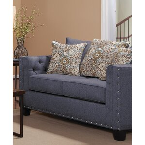 Serta Upholstery Cartensen Loveseat by Red B..