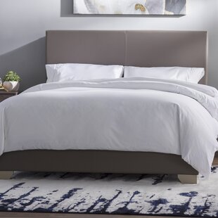 Zuma Upholstered Panel Bed by Zipcode Design