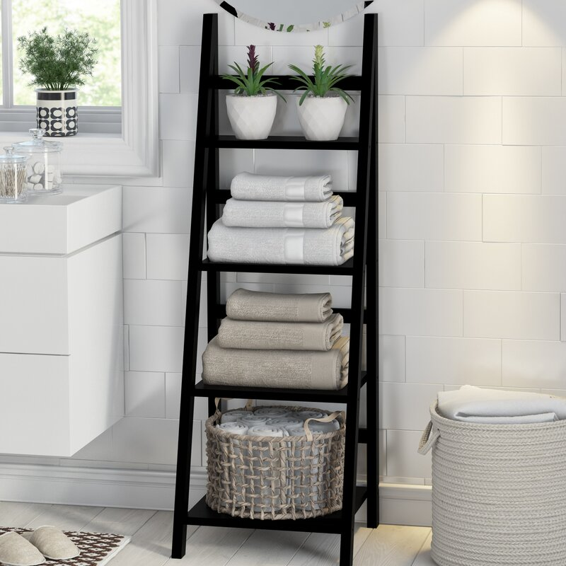 Eucptus 44 x 134cm Bathroom Shelf