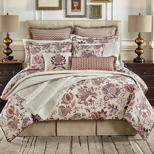 Lauryn 4 Piece Comforter Set