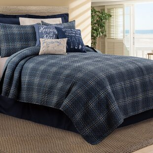 Plott Reversible Quilt Set
