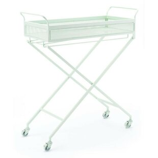 Ermanno Bar Cart by Rosalind Wheeler