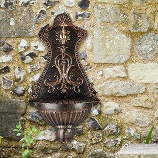 Buy Cheap Fehr Metal Wall Fountain