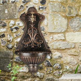 Up To 70% Off Fehr Metal Wall Fountain