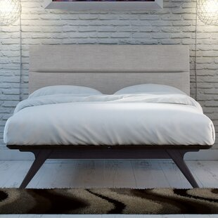 Bacon Upholstered Platform Bed