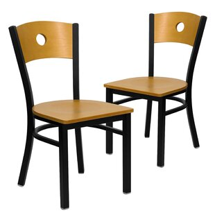 Winston Porter Chafin Dining Chair (Set of 2)