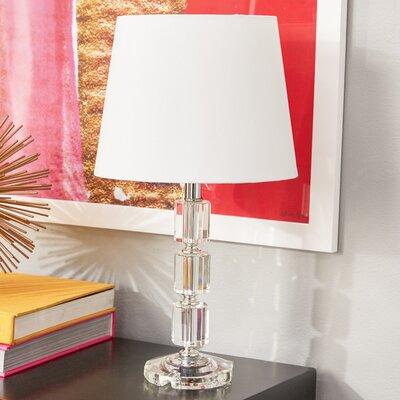 Willa Arlo Interiors Moriz Cube 15'' Table Lamp by Willa Arlo Interiors