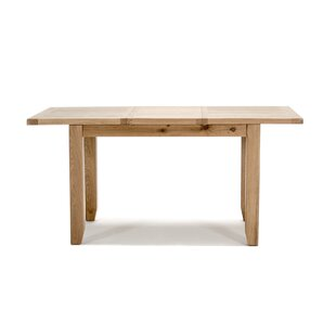 Adamite Extending Dining Table By Natur Pur