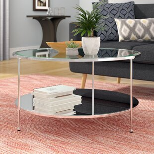 Compare Depaz Coffee Table By Wrought Studio