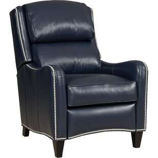 Henley Leather Power Recliner by Bradington-Young