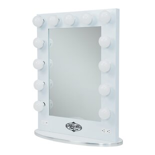 Broadway Lighted Bathroom/Vanity Mirror ByVanity Girl Hollywood