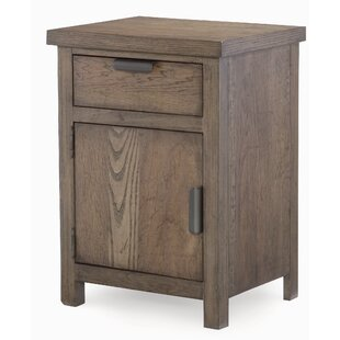 Strasburg 1 Drawer Nightstand by Greyleigh