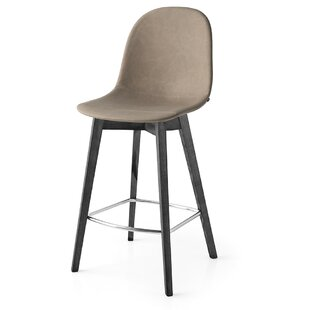 Hampson 26'' Bar Stool Ivy Bronx