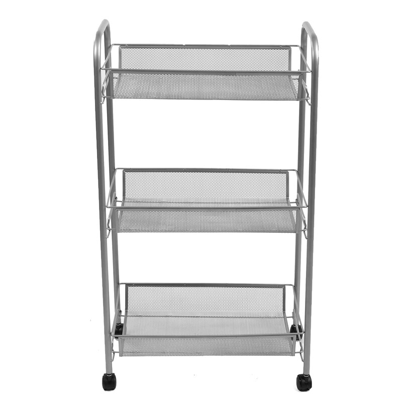 Merveilleux 3 Tier Mobile Office Utility Cart