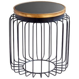 Brandy End Table by Cyan Design