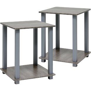 Compare & Buy Annie End Table Set (Set of 2) by Zipcode Design