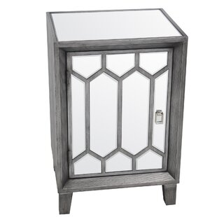 Crewe 1 Door Accent Cabinet by Rosdorf Park