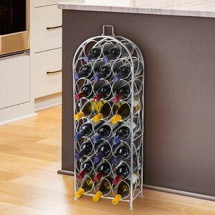 Egremont 23 Bottle Floor Wine Rack by Fle..