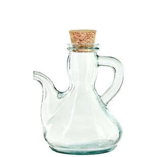Spanish Glass Cruet