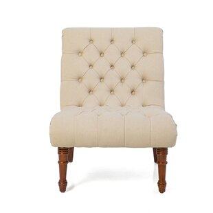 Charlton Home Ketterer Slipper Chair