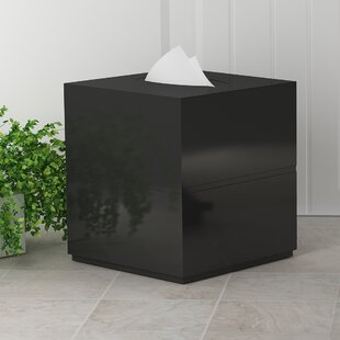 Wade Logan King Boutique Tissue Box Cover