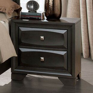 Mccafferty 2 Drawer Nightstand
