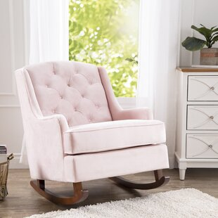 Abella Rocking Chair by Darby Home Co
