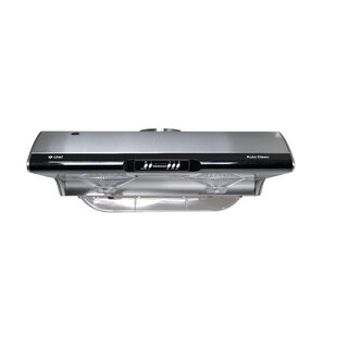 30 750 CFM Ducted Under Cabinet Range Hood