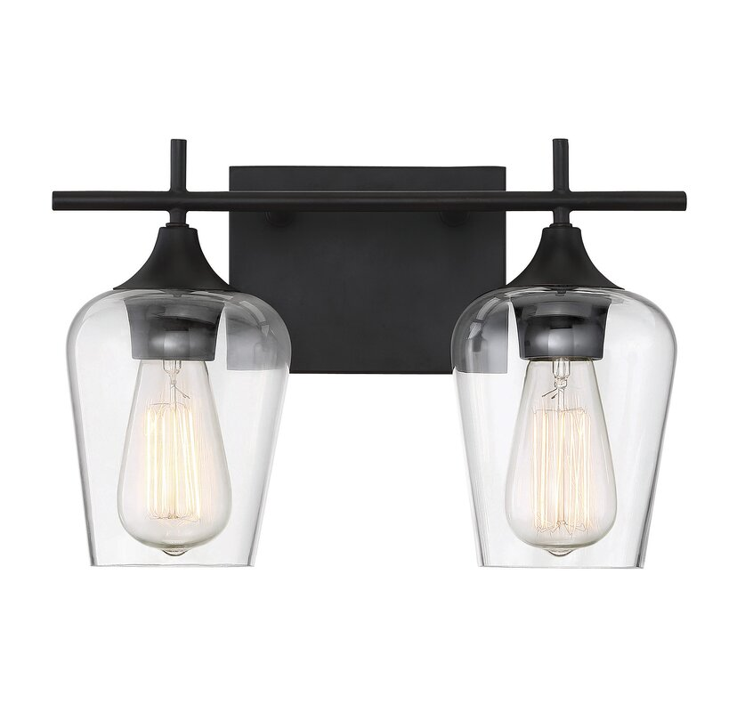 Staci 2 Light Vanity Light