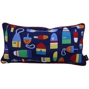 Workman Outdoor Lumbar Pillow by Breakwater Bay
