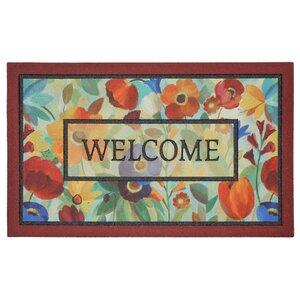 Rumford Floral Doormat