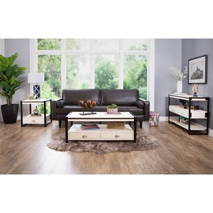 Canora Grey Amey 3 Piece Coffee Table Set