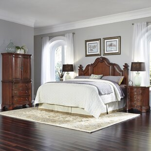 Plains Platform 4 Piece Bedroom Set by Astoria Grand
