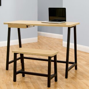 Solid Wood Desk and Chair Set by Calico Designs