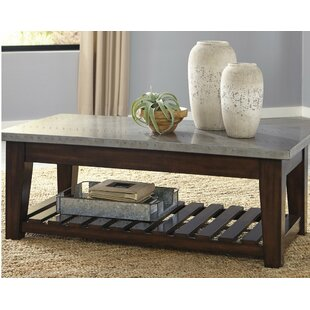 Union Rustic Milligan Lift Top Coffee Table