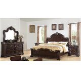 Bannruod Standard Solid Wood 5 Piece Bedroom Set by Astoria Grand