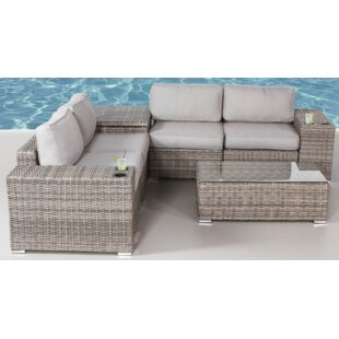Yeomans Conversation Set with Cushions