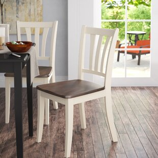 Pico Modern Solid Wood Dining Chair (Set of 2)