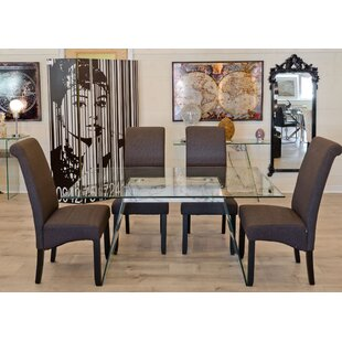 Escalante Dining Set With 6 Chairs By Mercury Row