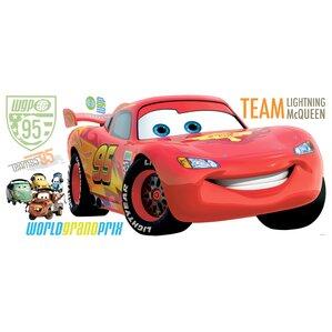 Disney Cars Curtains Wayfair - Lightning mcqueen custom vinyl decals for cardisney pixar cars a walk down cars advertising memory lane take
