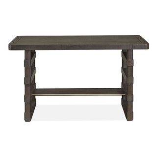 Ehlert Wood Rectangular Counter Pub Table Brayden Studio