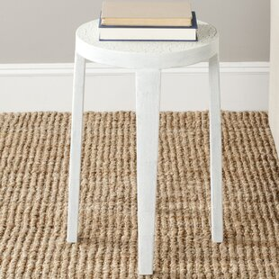 Falcon End Table by Highland Dunes