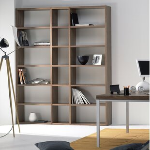 Ottley Geometric Bookcase ..