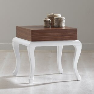 Olivia End Table by La Viola Décor