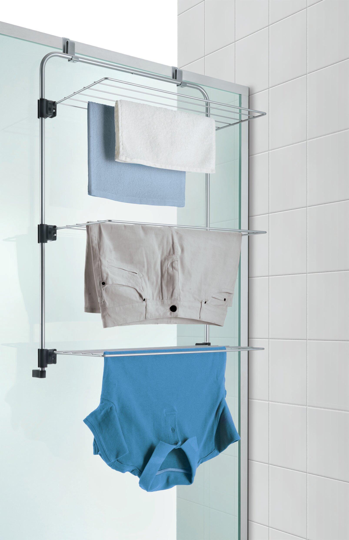 Metaltex Gale Over-the-Door Laundry Dryer & Reviews | Wayfair